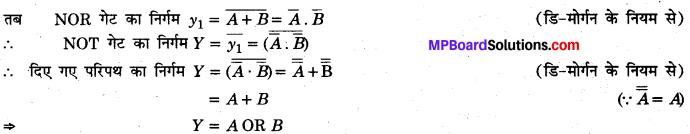 MP Board Class 12th Physics Solutions Chapter 14 अर्द्धचालक इलेक्ट्रॉनिकी पदार्थ, युक्तियाँ तथा सरल परिपथ img 10