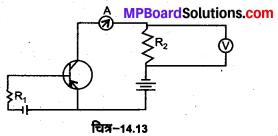 MP Board Class 12th Physics Solutions Chapter 14 अर्द्धचालक इलेक्ट्रॉनिकी पदार्थ, युक्तियाँ तथा सरल परिपथ img 39