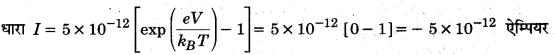 MP Board Class 12th Physics Solutions Chapter 14 अर्द्धचालक इलेक्ट्रॉनिकी पदार्थ, युक्तियाँ तथा सरल परिपथ img 8