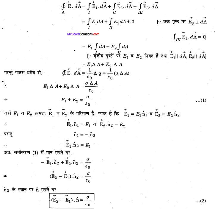 MP Board Class 12th Physics Solutions Chapter 2 स्थिरवैद्युत विभव तथा धारिता img 19