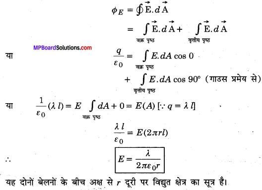 MP Board Class 12th Physics Solutions Chapter 2 स्थिरवैद्युत विभव तथा धारिता img 23