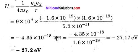 MP Board Class 12th Physics Solutions Chapter 2 स्थिरवैद्युत विभव तथा धारिता img 24