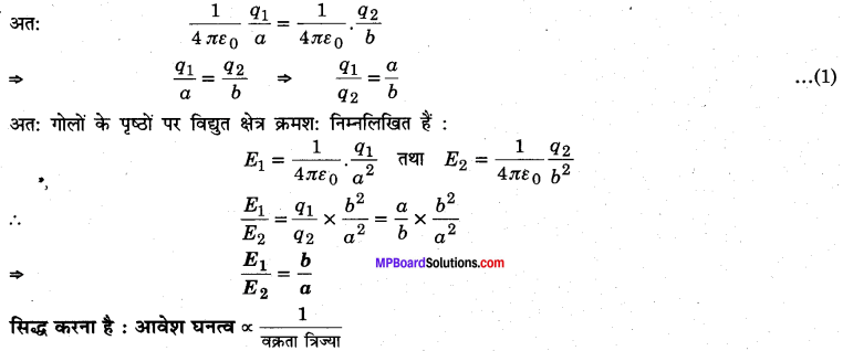 MP Board Class 12th Physics Solutions Chapter 2 स्थिरवैद्युत विभव तथा धारिता img 28