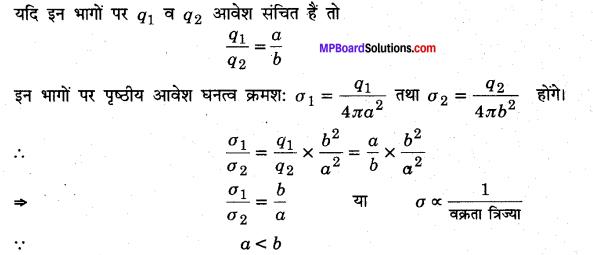 MP Board Class 12th Physics Solutions Chapter 2 स्थिरवैद्युत विभव तथा धारिता img 29