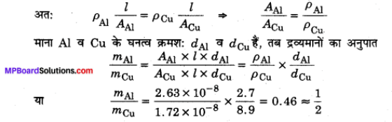 MP Board Class 12th Physics Solutions Chapter 3 विद्युत धारा img 21