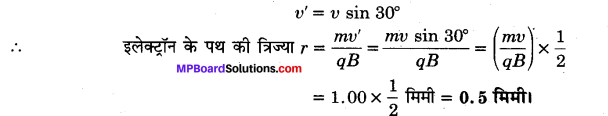 MP Board Class 12th Physics Solutions Chapter 4 गतिमान आवेश और चुम्बकत्व img 16