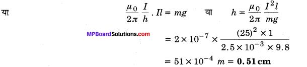 MP Board Class 12th Physics Solutions Chapter 4 गतिमान आवेश और चुम्बकत्व img 30