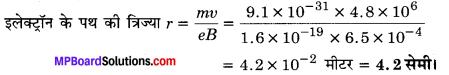 MP Board Class 12th Physics Solutions Chapter 4 गतिमान आवेश और चुम्बकत्व img 5