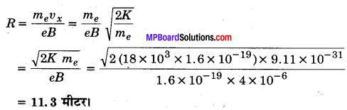 MP Board Class 12th Physics Solutions Chapter 5 चुम्बकत्व एवं द्रव्य img 15