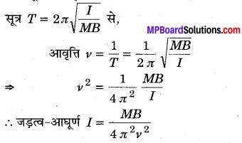 MP Board Class 12th Physics Solutions Chapter 5 चुम्बकत्व एवं द्रव्य img 2