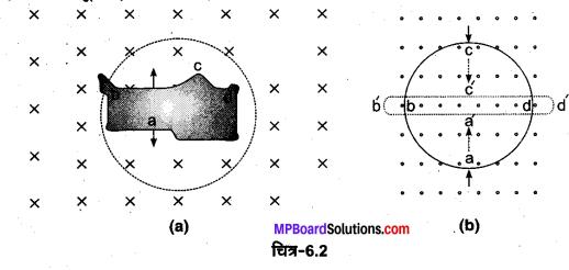 MP Board Class 12th Physics Solutions Chapter 6 वैद्युत चुम्बकीय प्रेरण img 2