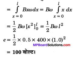 MP Board Class 12th Physics Solutions Chapter 6 वैद्युत चुम्बकीय प्रेरण img 8