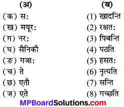 Class 6 Sanskrit Chapter 3 Mp Board