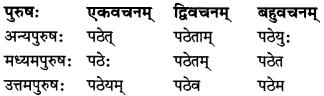 MP Board Class 7th Sanskrit व्याकरण-खण्डः img 18