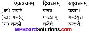 MP Board Class 7th Sanskrit Model Question Paper img 2