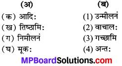 Prahelika In Sanskrit Class 7 MP Board