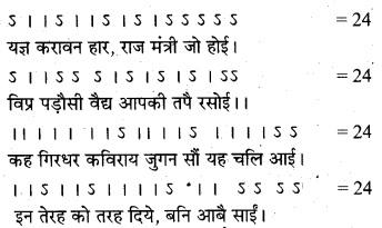 MP Board Class 8th Hindi Bhasha Bharti Solutions Chapter 11 गिरधर की कुण्डलियाँ 3