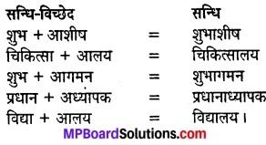 Mp Board Class 8 Hindi
