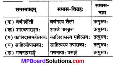 Class 8 Sanskrit Chapter 17 MP Board