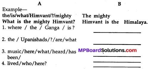 MP Board Class 9th English The Rainbow Solutions Chapter 1 Bharat Our Land 3