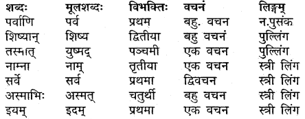 MP Board Class 9th Sanskrit Solutions Chapter 17 गुरुभक्तः आरुणि img-4