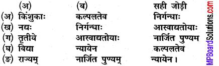 MP Board Class 9th Sanskrit Solutions Chapter 3 सुभाषितानि img-1