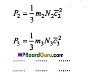 MP Board Class 11th Physics Important Questions Chapter 13 Kinetic Theory 4
