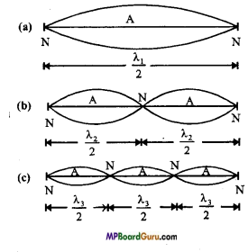 MP Board Class 11th Physics Important Questions Chapter 15 Waves Important 11