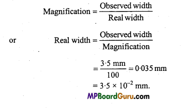 MP Board Class 11th Physics Important Questions Chapter 2 Units and Measurements 12