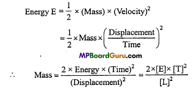MP Board Class 11th Physics Important Questions Chapter 2 Units and Measurements 19