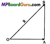 MP Board Class 11th Physics Important Questions Chapter 4 Motion in a Plane 1