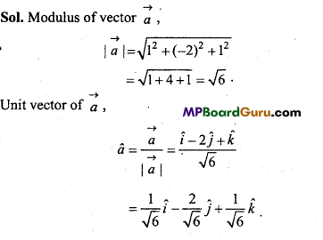 MP Board Class 11th Physics Important Questions Chapter 4 Motion in a Plane 20
