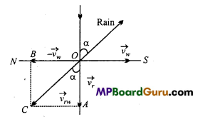 MP Board Class 11th Physics Important Questions Chapter 4 Motion in a Plane 24