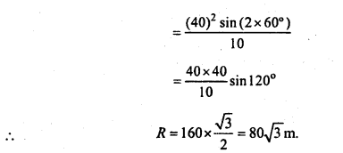 MP Board Class 11th Physics Important Questions Chapter 4 Motion in a Plane 30