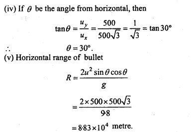 MP Board Class 11th Physics Important Questions Chapter 4 Motion in a Plane 36