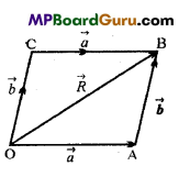 MP Board Class 11th Physics Important Questions Chapter 4 Motion in a Plane 4