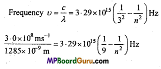 MP Board Class 11th Chemistry Important Questions Chapter 2 Structure of Atom 29