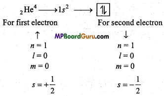 MP Board Class 11th Chemistry Important Questions Chapter 2 Structure of Atom 7