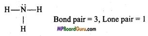 MP Board Class 11th Chemistry Important Questions Chapter 4 Chemical Bonding and Molecular Structure11