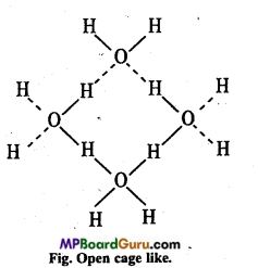 MP Board Class 11th Chemistry Important Questions Chapter 4 Chemical Bonding and Molecular Structure29