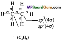 MP Board Class 11th Chemistry Important Questions Chapter 4 Chemical Bonding and Molecular Structure43