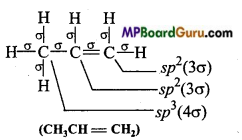 MP Board Class 11th Chemistry Important Questions Chapter 4 Chemical Bonding and Molecular Structure44