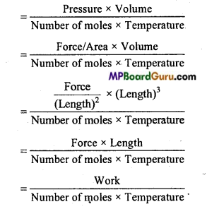 MP Board Class 11th Chemistry Important Questions Chapter 5 States of Matter 1