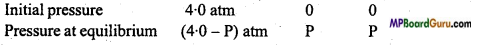 MP Board Class 11th Chemistry Important Questions Chapter 7 Equilibrium 17