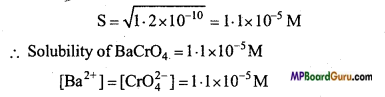 MP Board Class 11th Chemistry Important Questions Chapter 7 Equilibrium 31