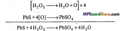 MP Board Class 11th Chemistry Important Questions Chapter 9 Hydrogen 12