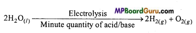 MP Board Class 11th Chemistry Important Questions Chapter 9 Hydrogen 17