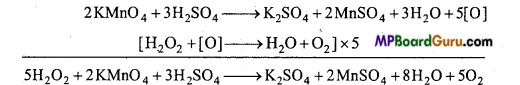 MP Board Class 11th Chemistry Important Questions Chapter 9 Hydrogen 18