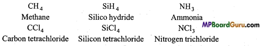 MP Board Class 11th Chemistry Important Questions Chapter 9 Hydrogen 38