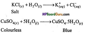 MP Board Class 11th Chemistry Important Questions Chapter 9 Hydrogen 4